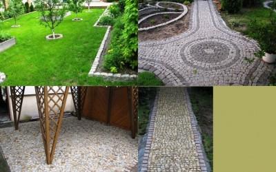 Układanie kostki granitowej - realizacje Granikos.pl
